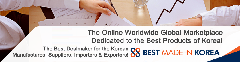 The Online wolrd wide Global Marketplace with best made in korea Manufacturers, Suppliers, Importers, Exporters