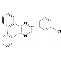 2-(3-chlorophenyl)dibenzo[f,h]quinoxaline[1677677-90-5]  Made in Korea