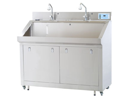 Automatic Scrub Station(Pd No. : 3003471)  Made in Korea