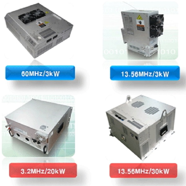 High-freqency impedance matcher (Pd No. : 3020993)  Made in Korea