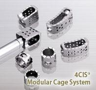 4CIS® Modular Cage System  Made in Korea