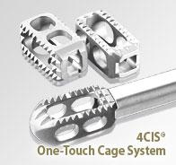 4CIS® One Touch Cage System  Made in Korea