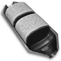 Automotive catalytic converter  TWC converter