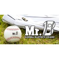 Baseball Bluetooth Speaker Mr.B