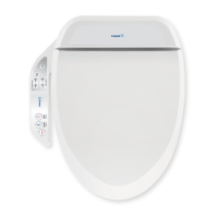 Bidet UB-7000  Made in Korea