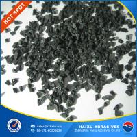 Black fused alumina/Black corundum/Black aluminum oxide  Made in Korea