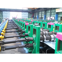 Deck plate roll forming machine  Made in Korea