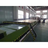 FRP gel coat flat sheet production line  Made in Korea