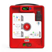 Heart Plus ResQ AED (Automated External Defibrillator)  Made in Korea