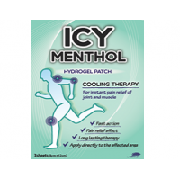 ICY MENTHOL  Made in Korea