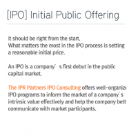 Initial Public Offering(IPO)  Made in Korea