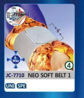 JC-7710 NEO SOFT BELT 1  Made in Korea