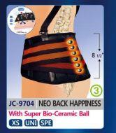 JC-9704 NEO BACK HAPPINESS  Made in Korea