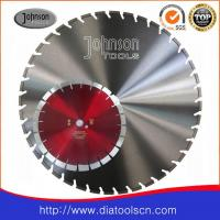 Laser welded saw blade for concrete  Made in Korea