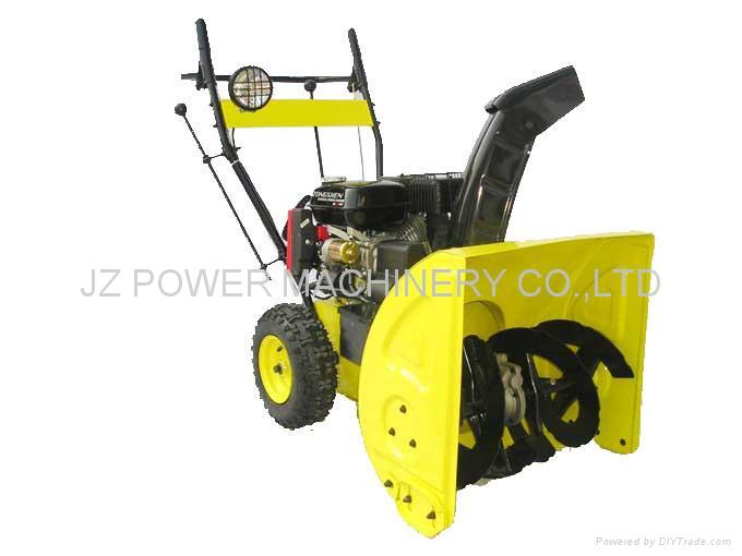 6.5 HP Snow blower CE,EPA/CARB approval