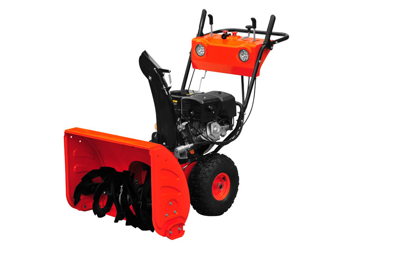 Snow blower 9HP tyre/caterpillar model (op...