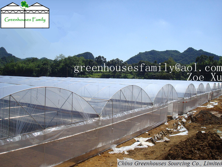 Ploytunnel Greenhouses for Sell