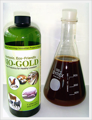 BIO-GOLD for the Livestock(Mix with Feed o...