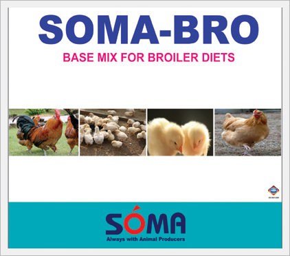 SOMA-BRO for Broiler