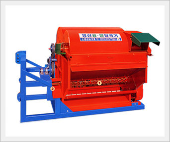 Double Cylinder Thresher for Tractor (TI-2...