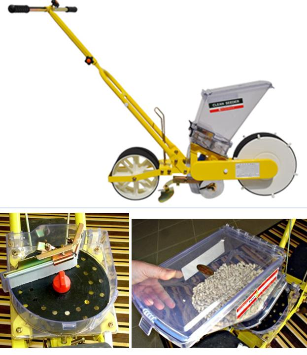 Jang Manual Seeder JD-1 for corn, bean, pe...