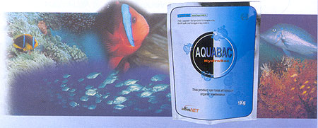 AQUABAC  Made in Korea