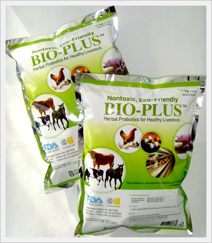 BIO-PLUS for the Livestock.(The Feed Addit...