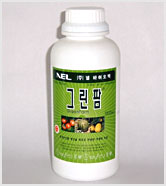 Fertilizer products  Made in Korea