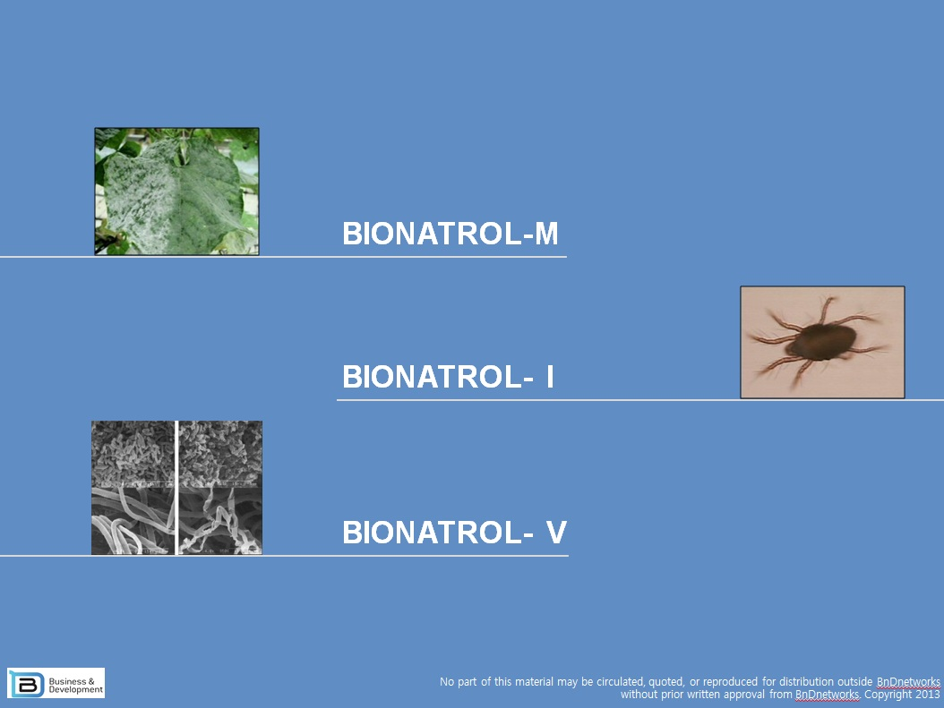 Bionatrol organic fertilizer
