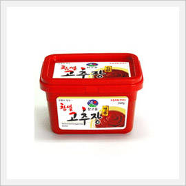 Red Peper Paste