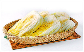 Pickled Chinese Cabbage