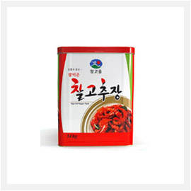 Red Pepper Paste (Chal Gochujang)