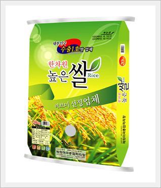 High Grade Premium Rice  Made in Korea