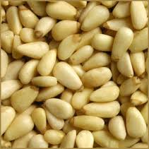 Pine Nuts  Made in Korea