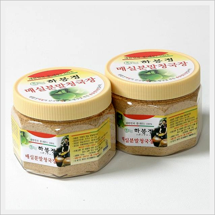 Plum Powder Fast-fermented Bean Paste