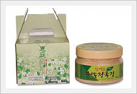 Sambekcho Powderd with Fermented Soybeans  Made in Korea