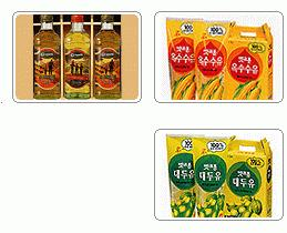 Vegetable Oil  Made in Korea