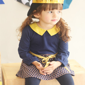 Korean kids clothing one piece CHICHIKAKA