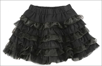 Lace Cancan Skirt[Seoul Mulsan Co., Ltd.]