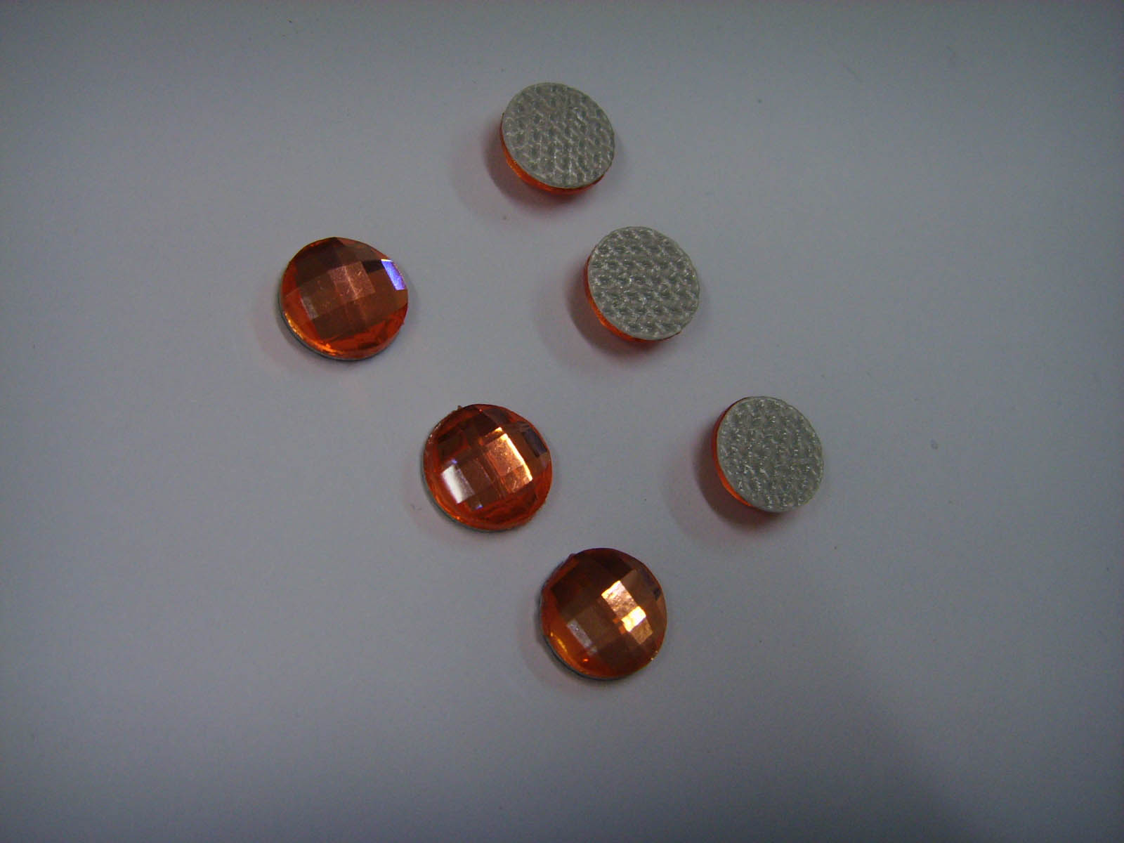 Lead Free Faceted Epoxy Pearl