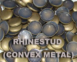 Sell Hotfix Convex, Nailhead and rhinstone