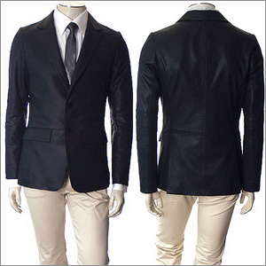 Antelope Skin Two-button Blazer
