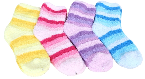 Soft warm socks