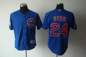 Wholesale MLB Chicago Cubs Jerseys 24 Marl...