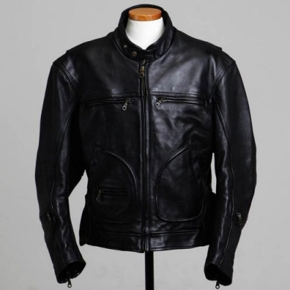 MEN'S MOTOR CYCLE JACKET