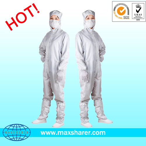 ESD Cleanroom Coverall C0101