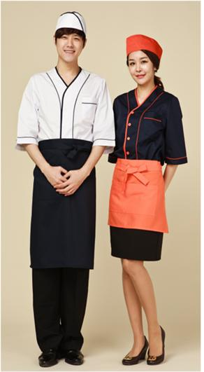MUPD1C22 l Kitchen gown