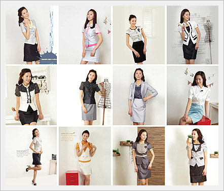 Women\'s Summer Uniform