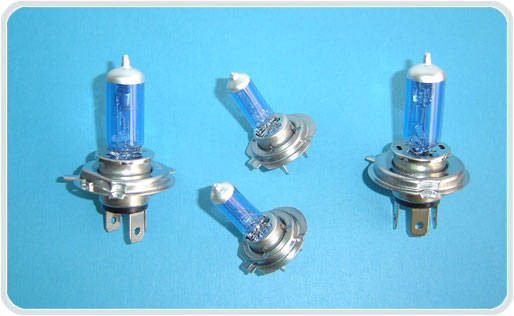 Halogen for Automobile