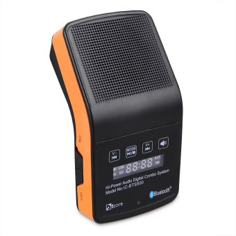 Bluetooth Speaker for Bicycle